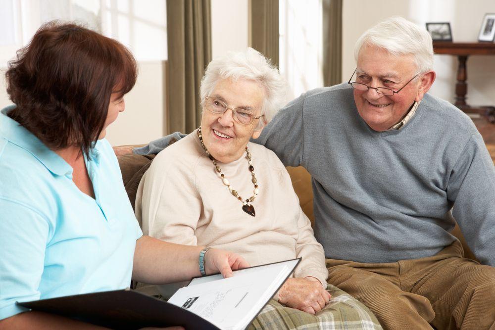 Soluciones de financiación para mayores de 65 años